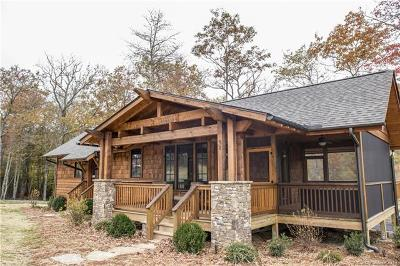 Jackson County Single Family Home For Sale: 92 Campfire Trail #T8