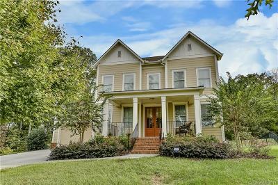 Huntersville Single Family Home For Sale: 14005 Promenade Drive