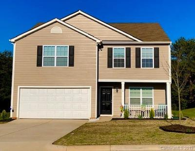 Statesville Single Family Home Under Contract-Show: 110 Harvest Pointe Drive