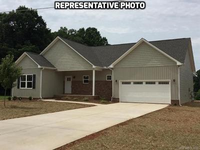 Statesville Single Family Home For Sale: 144 Crews Lane