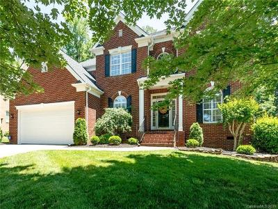 Davidson Single Family Home For Sale: 17011 Winged Oak Way