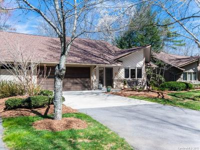 Asheville Condo/Townhouse For Sale: 802 Timber Lane