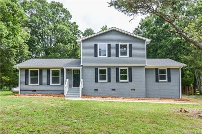 Single Family Home For Sale: 817 Gate Road
