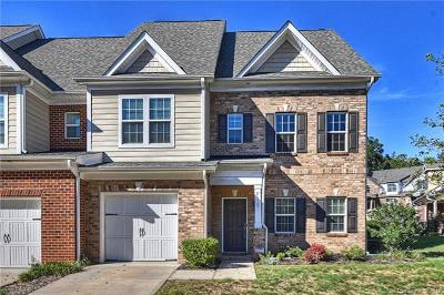 Charlotte Condo/Townhouse For Sale: 5110 Pansley Drive