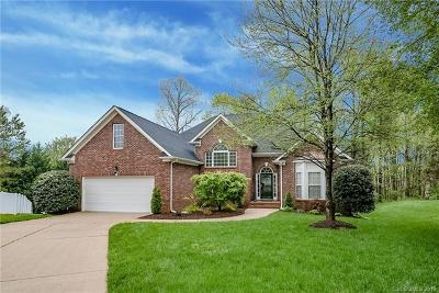 Charlotte NC Single Family Home For Sale: $375,000