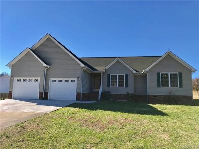 Clover SC Single Family Home Sold: $216,500