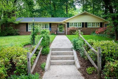 Statesville Single Family Home Under Contract-Show: 802 Ferndale Drive
