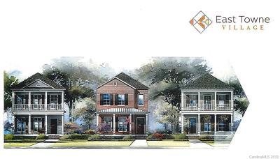 Rock Hill Single Family Home For Sale: 507 E Main Street #D