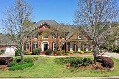 Single Family Home For Sale: 8923 Abrell Walk Court