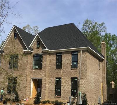 Charlotte Single Family Home For Sale: 7100 Alexander Crest Lane
