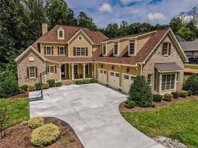 Mooresville Single Family Home For Sale: 219 Bay Shore Loop