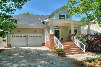 Davidson Single Family Home For Sale: 207 Fairview Lane