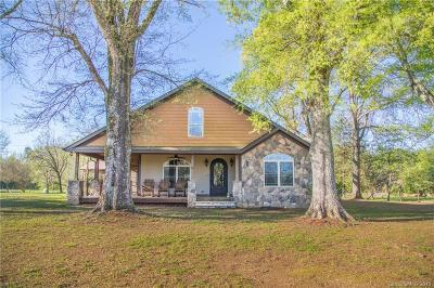 Richburg Single Family Home Under Contract-Show: 3160 Great Falls Highway