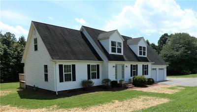 Statesville Single Family Home Under Contract-Show: 173 Butterfield Circle