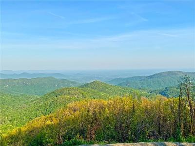 Buncombe County, Haywood County, Henderson County, Madison County Residential Lots & Land For Sale: High Cliffs Trail #34