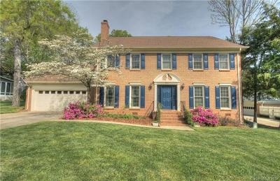 Charlotte Single Family Home For Auction: 9001 Peyton Randolph Drive