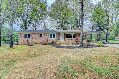 Cherryville Single Family Home Under Contract-Show: 1502 Delview Road