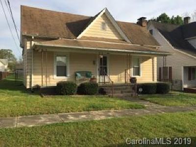 Spencer Single Family Home For Sale: 609 S Carolina Avenue