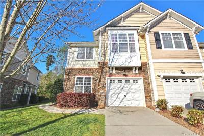 Fort Mill Condo/Townhouse For Sale: 854 Petersburg Drive