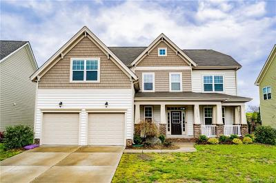 Charlotte Single Family Home For Sale: 11519 Blushing Star Court