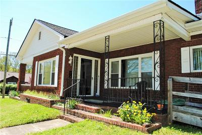 Spencer Single Family Home For Sale: 800 5th Street