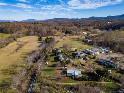 Candler Multi Family Home For Sale: 63 & 70 Old Wilson Road