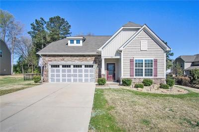Mooresville Single Family Home For Sale: 112 Holly Oak Way
