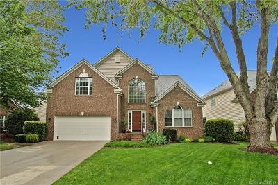 Huntersville Single Family Home For Sale: 12614 Kemerton Lane