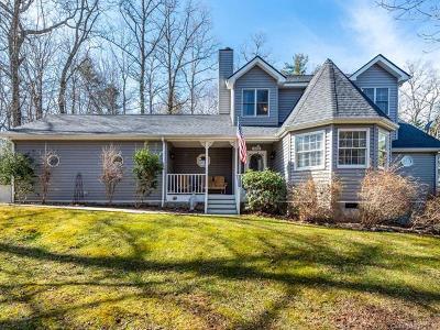 Mills River Single Family Home For Sale: 305 Shadecrest Lane