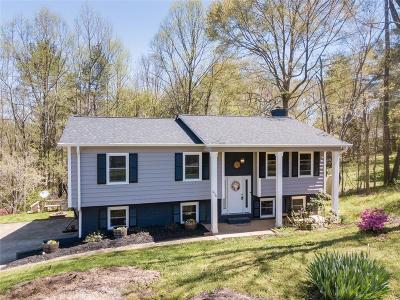 Alexander County, Caldwell County, Ashe County, Avery County, Watauga County, Burke County Single Family Home For Sale: 6178 Knoll Place