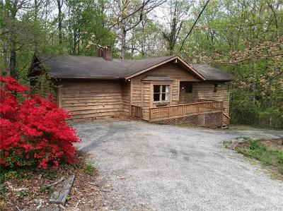 Tryon Single Family Home Under Contract-Show: 423 Dogwood Trail