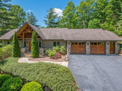 Hendersonville Single Family Home For Sale: 174 Chattooga Run
