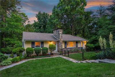 Buncombe County, Haywood County, Henderson County, Madison County Single Family Home For Sale: 380 Windsor Road