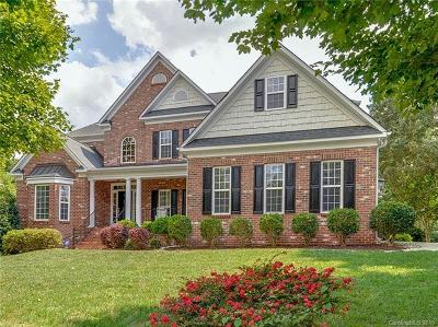 Waxhaw Single Family Home For Sale: 4013 Whitaker Place