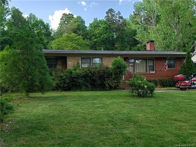 Charlotte Single Family Home For Sale: 3921 Sheffield Drive