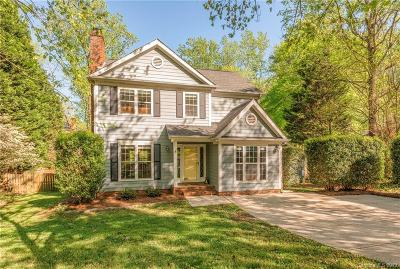 Huntersville Single Family Home Under Contract-Show: 305 Glenora Drive
