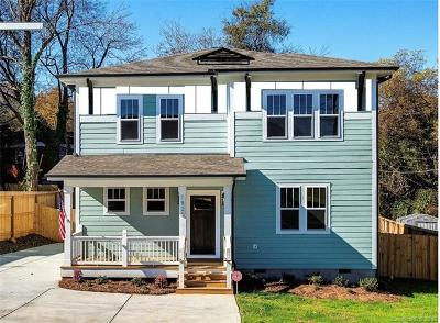Charlotte Single Family Home For Sale: 3122 Columbus Circle