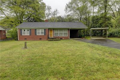 Gaston County Single Family Home Under Contract-Show: 710 Modena Street
