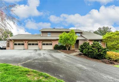 Horse Shoe Single Family Home For Sale: 74 Beechwood Drive