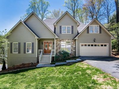 Asheville Single Family Home For Sale: 209 Coachmans Court