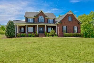 Single Family Home For Sale: 9218 Nc 218 Highway
