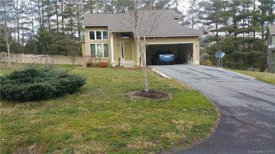 Candler Single Family Home For Sale: 24 Bf Haynes Drive