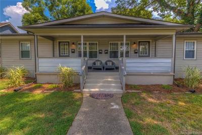 Charlotte Multi Family Home For Sale: 1111 Herrin Avenue
