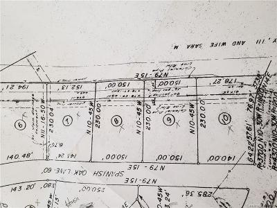 Gaston County Residential Lots & Land For Sale: LOT 9 SPANISH OAK LN Spanish Oak Lane #9