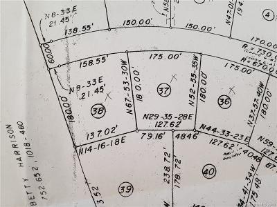 Gaston County Residential Lots & Land For Sale: LOT 37 SPANISH OAK LN Spanish Oak Lane #37