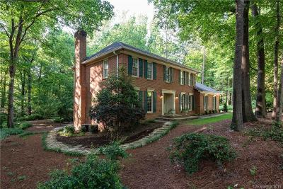 Charlotte Single Family Home For Sale: 15127 Wyndham Oaks Drive