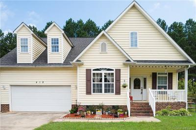 Gaston County Single Family Home For Auction: 418 Durham Road