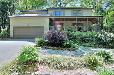Gaston County Single Family Home For Sale: 4540 Forest Cove Road