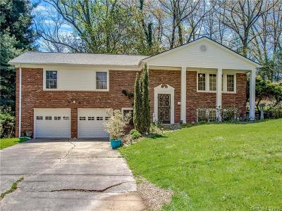 Asheville Single Family Home For Sale: 4 W Haith Drive