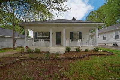 Gaston County Single Family Home For Sale: 212 6th Street